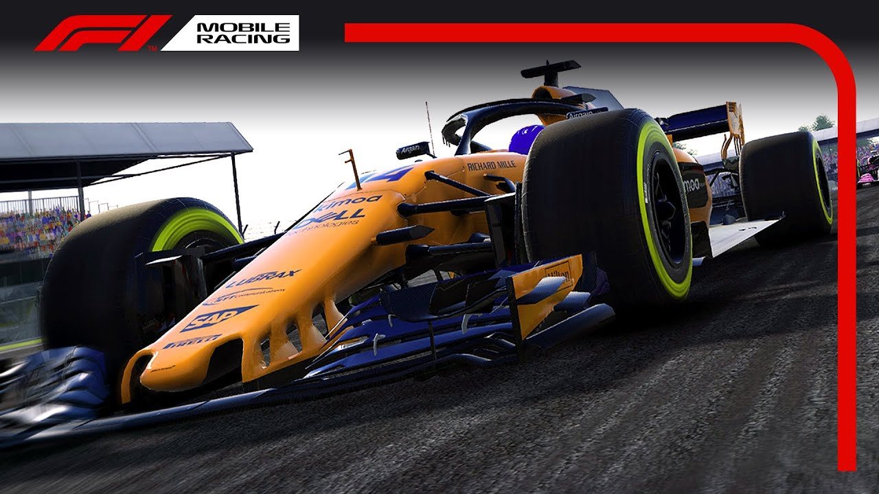 F1 launches free F1 Mobile Racing game · RaceFans