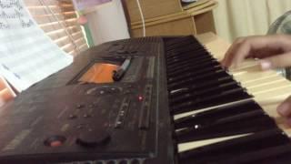 Organ cover Chiếc ô ngăn đôi