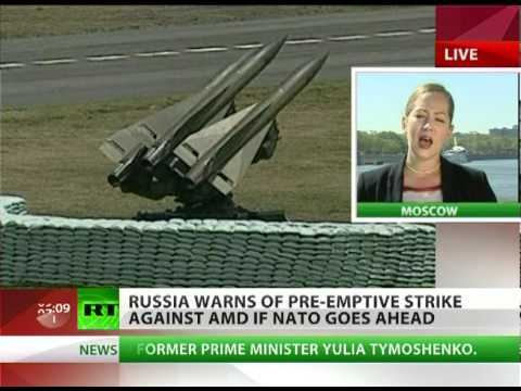 Russia warns of pre-emptive strike on AMD if NATO goes ahead