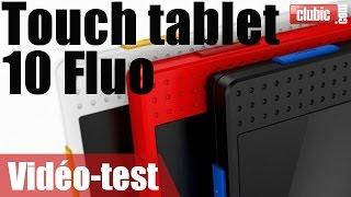 Carrefour Touch Tablet 10 FLUO : le bon marché trop cher ?