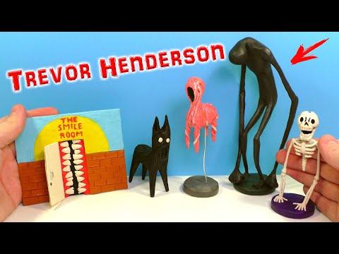 Лепим Творения Тревора Хендерсона | Breking news, Smile room, Boneworth