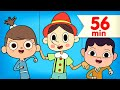 The Pinocchio + More | Kids Songs | Nursery Rhymes | Super Simple Songs