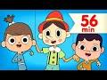 The Pinocchio + More | Kids Songs | Nursery Rhymes | Super Simple Songs