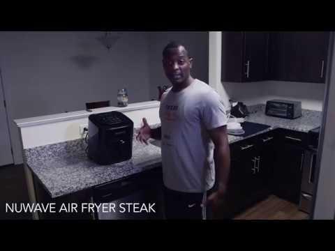 how to cook wings in nuwave air fryer