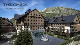 The Chedi Hotel- Andermatt, Switzerland