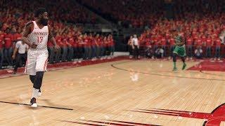 NBA Live 18: Rockets vs Celtics - Highlights