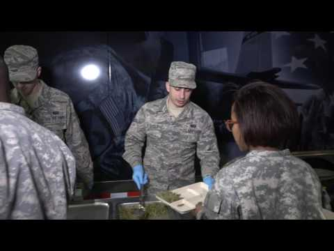 Have kitchen, will travel: GA Air Guard supports 58th Presidential Inauguration