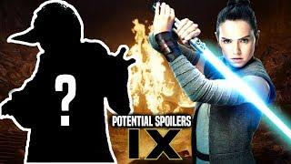 Star Wars Episode 9 Huge Character! Potential Spoilers & More