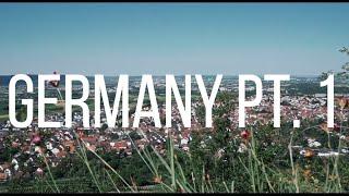 GERMANY VLOG PART 1