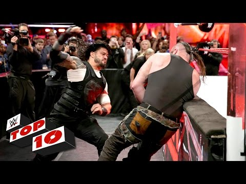 Thumbnail: Top 10 Raw moments: WWE Top 10, May 8, 2017