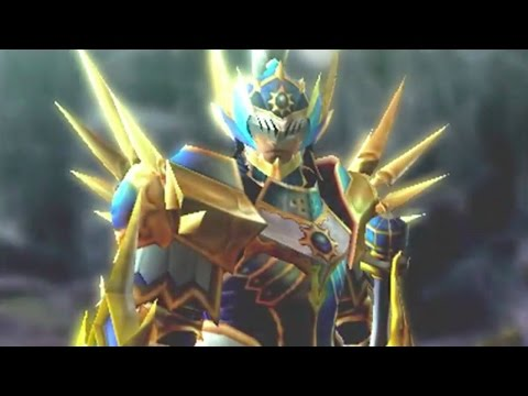 Monster Hunter 4 Ultimate July DLC Trailer