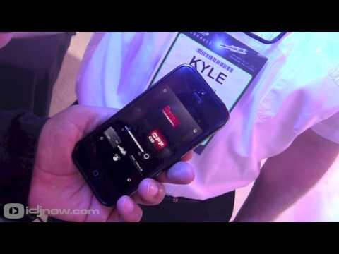 NAMM 2013 | Antari WiFi 800 Fog Machine| Idjnow