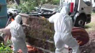 Asbestos removal - C & A Asbestos Removal Ltd