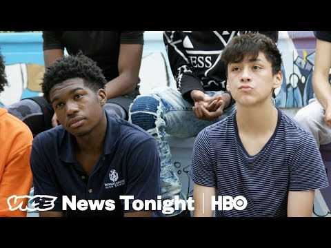 This Class Teaches High School Students To Respect Consent (HBO)