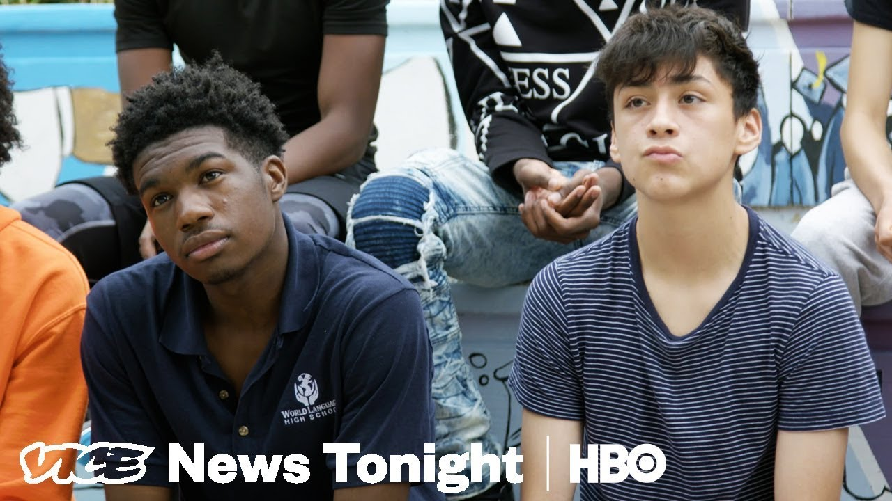 How To Get High Schoolers To Rethink Sexual Consent And Assault (HBO)