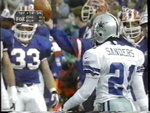 1996 - Week 4 - Dallas Cowboys at Buffalo Bills