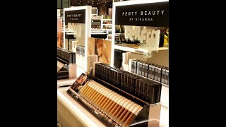 What is the Big Deal with Rihanna Fenty Beauty?!? - Lightest to Darkest