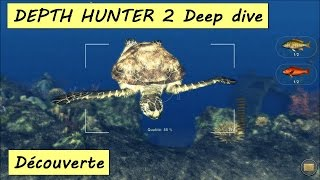 DEPTH HUNTER 2 DEEP DIVE Présentation du jeu HD 1080p FR