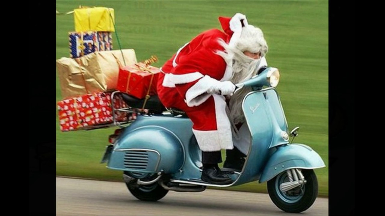 Funny Videos  Merry Christmas  Santa Claus Funny Ficture Jingle Bells