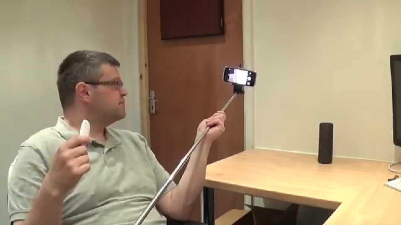 selfie stick bluetooth snapper review youtube. Black Bedroom Furniture Sets. Home Design Ideas