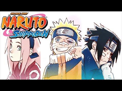 All Naruto Shippuden Endings