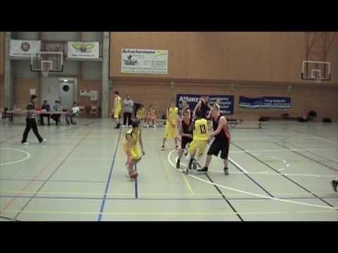 CVJM Birsfelden vs St Otmar U17