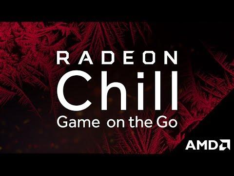 AMD Radeon™ Chill | AMD