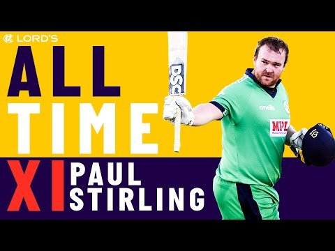 Sehwag, de Villiers & McGrath - Paul Stirling's All Time XI
