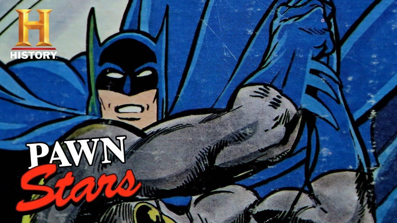 Download Pawn Stars: CHUM & COREY BET ON A RARE BATMAN TOY (Season 17)   History