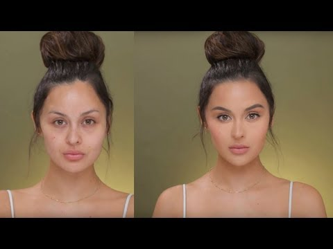 Full Face Following My Moms Makeup Routine...OMG!