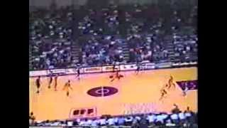 Mark Sanford Univ. Washington freshman highlight 1994-95