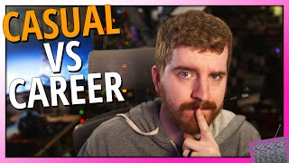 """TOO MANY streamers? Making room for """"casual streamers"""" 