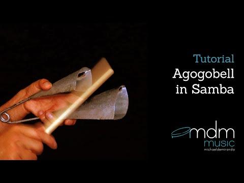 Agogobell in samba