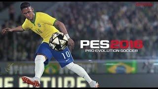PES 2016 - трейлер нового Pro Evolution Soccer (E3 2015)