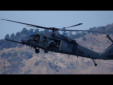 HH-60 Pave Hawk CSAR Demo Fleetweek 2010