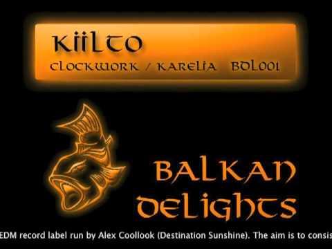 BDL001 Kiilto - Clockwork