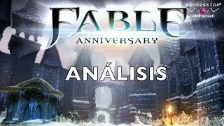 Fable Anniversary Análisis Sensession 1080p