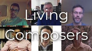 Our Music S1E7: Living Composers