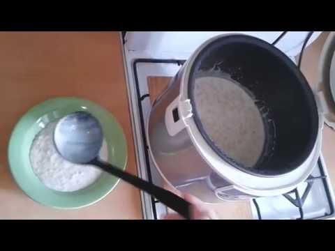 Ячневая каша в мультиварке (8 рецептов)