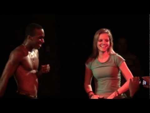 Hopsin performing