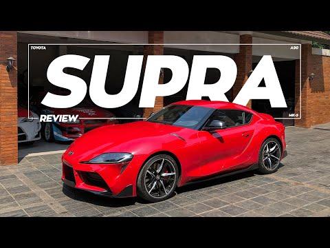 Review Toyota GR Supra 2020 Indonesia