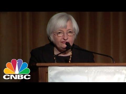 Janet Yellen Slams Big Banks | CNBC