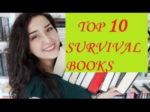 Books About Survival: Top 10 Books About Survival (2018)