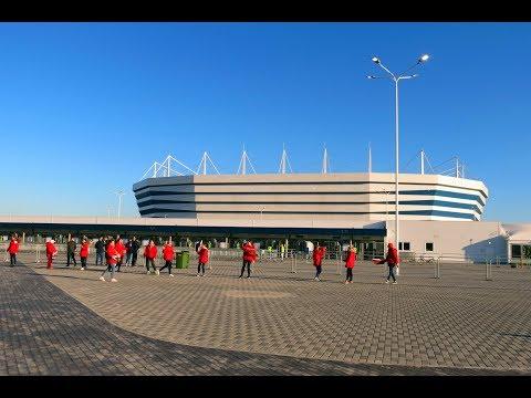 Стадион Калининград. Kaliningrad Stadium.