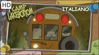 Camp Lakebottom in Italiano - Terrore Sul Palco e  Frenkie Agguistatutto (Episodi Completi)