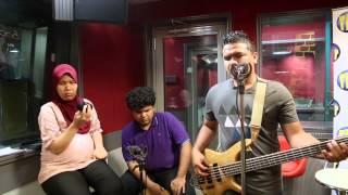 Caliph Buskers- Hanya Namamu Akustik Live