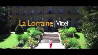 Vidéo drone Vittel vue du ciel - Voyages en Lorraine - FR