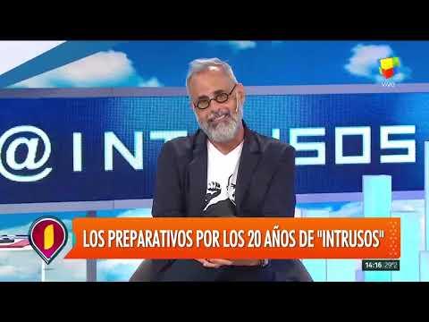 Jorge Rial anunció grandes festejos por los 20 años de