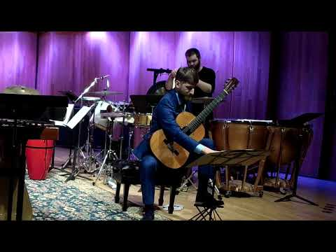 Serie - Gunter Braun (Armin Abdihodzic, guitar & Eric Bleicher, percussion)