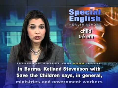 Anh ngữ đặc biệt: Burma / Aid Groups (VOA)
